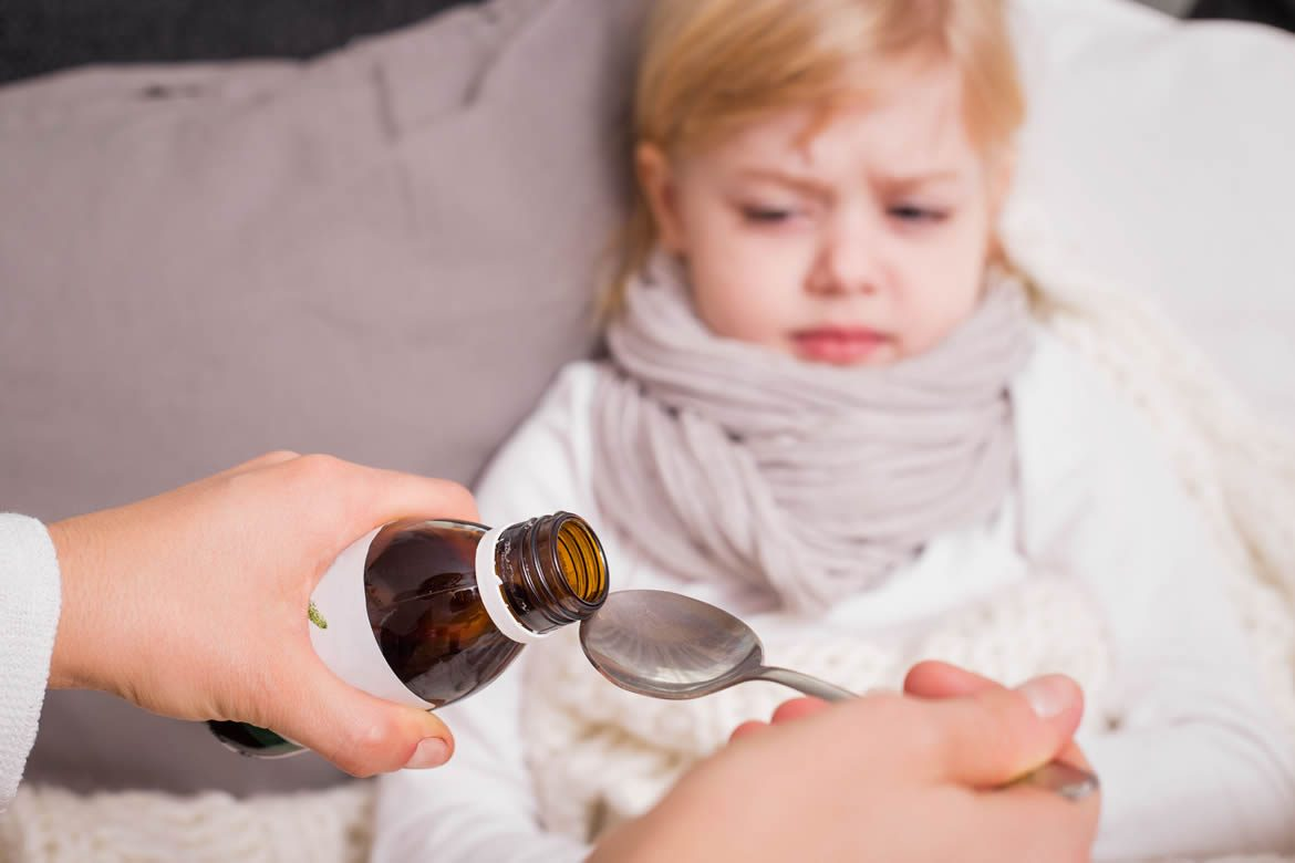 What to consider when choosing cough products for kids – The