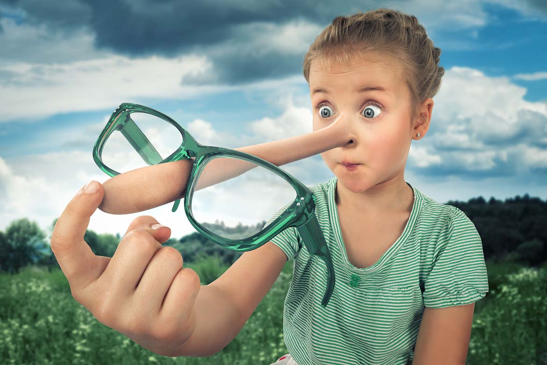 If pinocchio had glasses