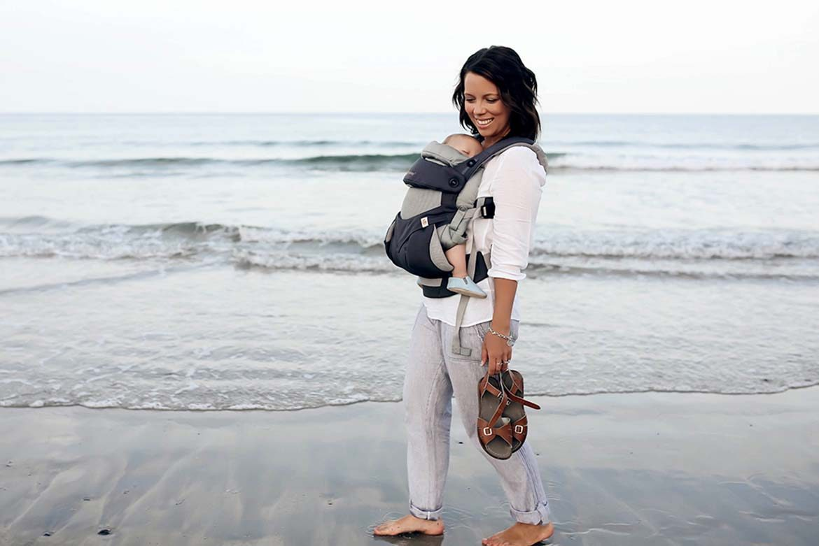 Ergobaby 360 Carrier Review The Natural Parent Magazine