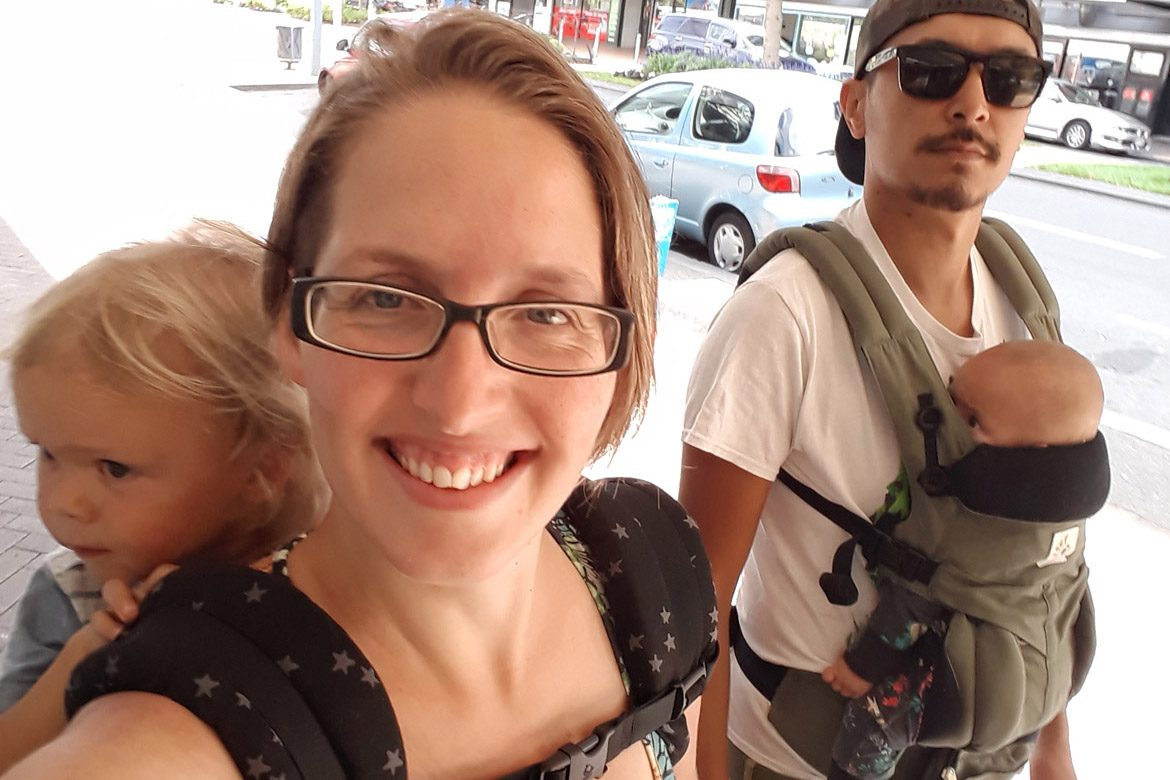 Versatile Durable All In One Carrier Ergobaby Omni 360 Review By