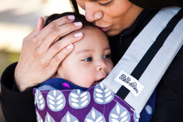 Babywearing The Natural Parent Magazine