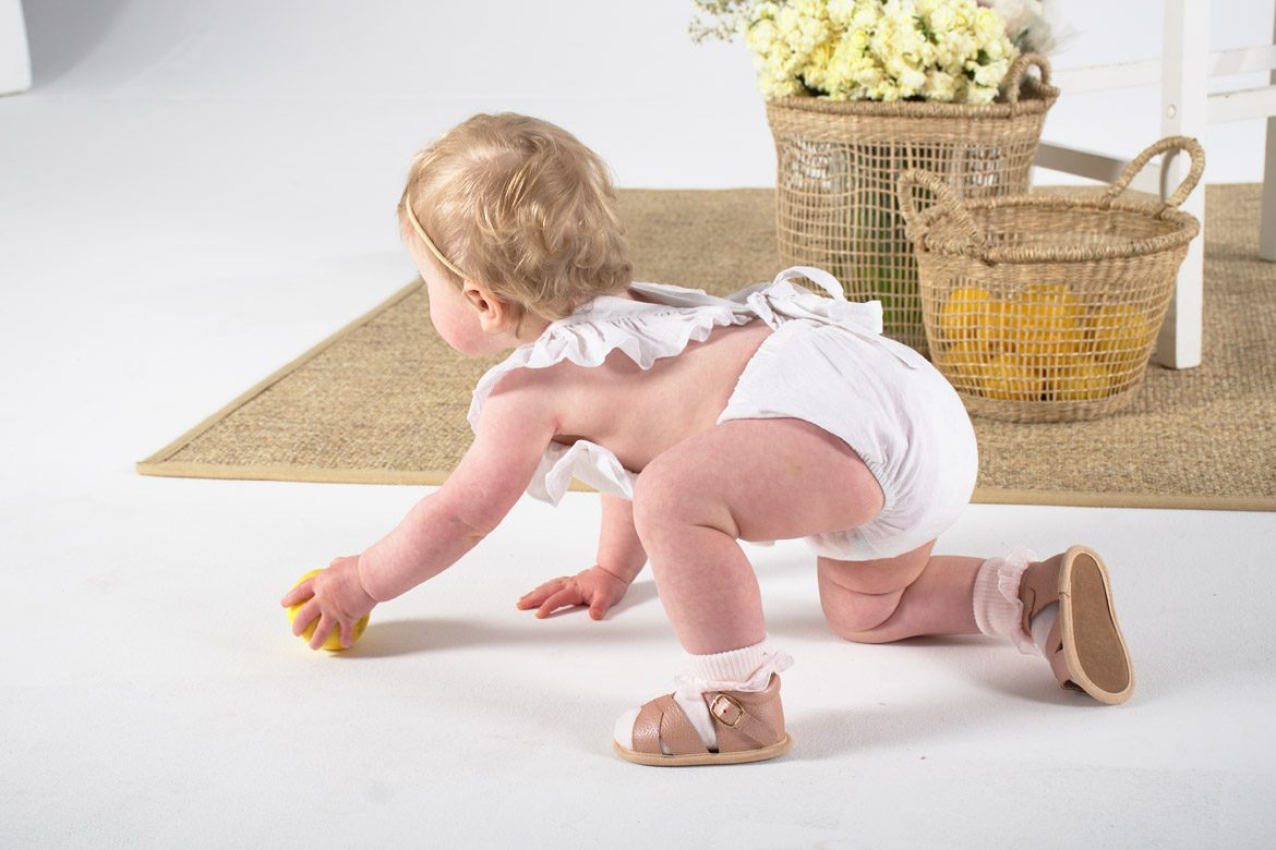 Stylish Baby Shoes That Actually Stay