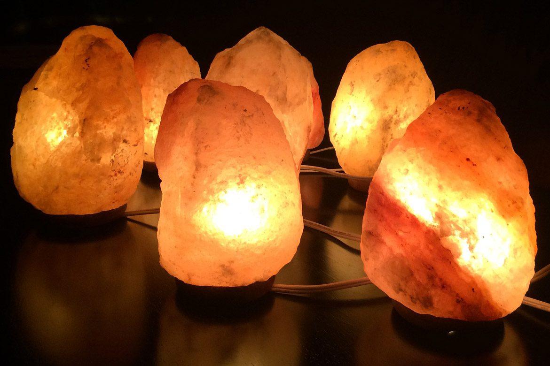 Himalayan Salt Lamps More Than Just A Beautiful Glow The